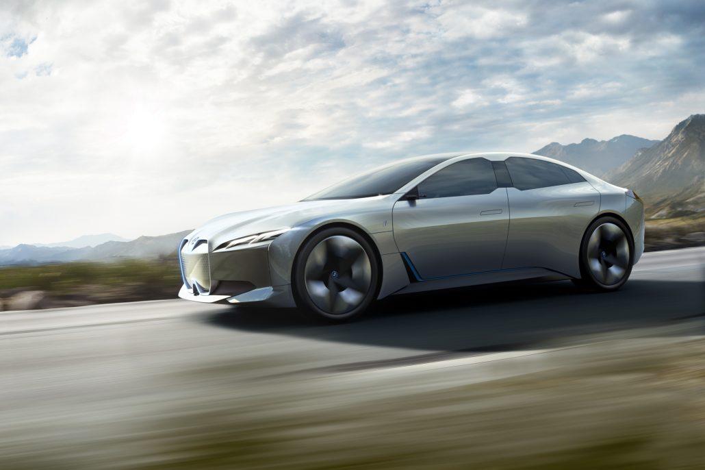 BMW i4: 80 kWh ger 600 kilometer - Elbilen