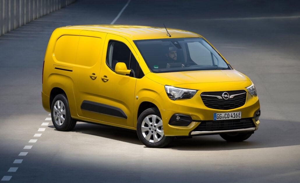 Opel Combo-e Cargo2_Foto_Opel