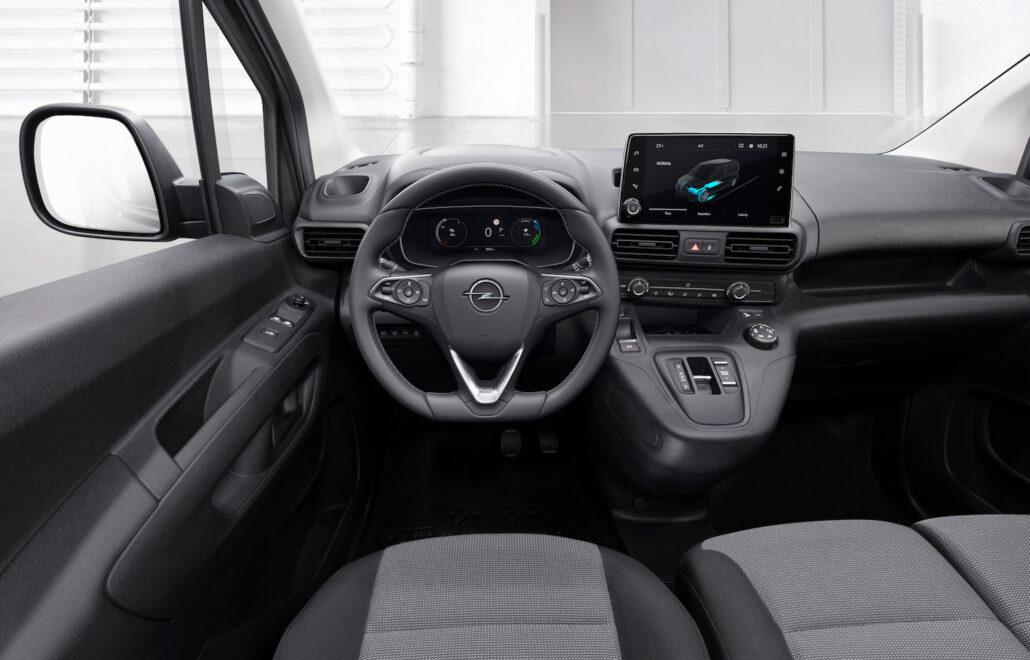 Opel Combo-e Cargo_Inne_Foto_Opel