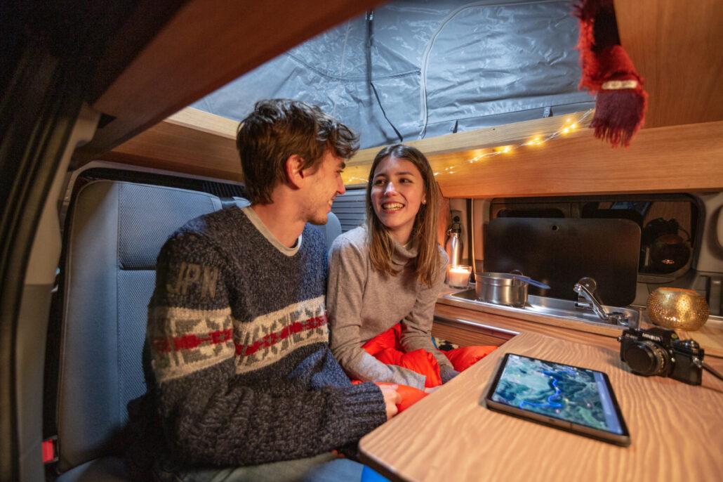 e-NV200 Winter Camper concept - 13-1200x799